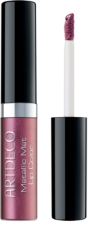 Artdeco Metallic Mat Lip Color langanhaltender flüssiger Lippenstift mit Matt-Effekt