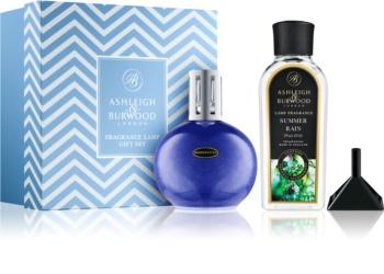 Ashleigh & Burwood London Blue Speckle Gift Set (Summer Rain)