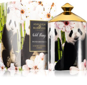 Ashleigh & Burwood London Wild Things Pandamonium bougie parfumée