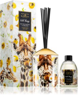Ashleigh & Burwood London Wild Things You're Having A Giraffe aroma diffuser with filling