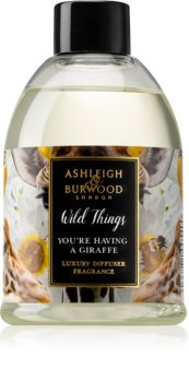 Ashleigh & Burwood London Wild Things You're Having A Giraffe recharge pour diffuseur d'huiles essentielles 200 ml