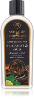 Ashleigh & Burwood London Lamp Fragrance Bergamot & Oud recharge pour lampe catalytique 500 ml