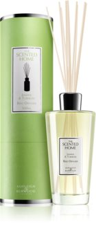 Ashleigh & Burwood London The Scented Home Jasmine & Tuberose Aroma Diffuser With Filling 500 ml