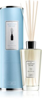 Ashleigh & Burwood London The Scented Home Fresh Linen Aroma Diffuser With Filling 500 ml