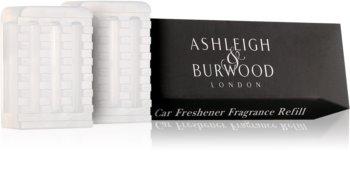 Ashleigh & Burwood London Car Coconut & Lychee désodorisant voiture 2 x 5 g recharge