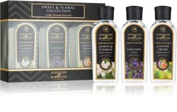 Ashleigh & Burwood London Lamp Fragrance Sweet & Floral подарунковий набір III.