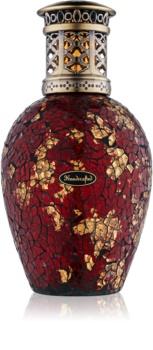 Ashleigh & Burwood London London Sangria Καταλυτική λάμπα   μεγάλη (18 x 9,5 cm)