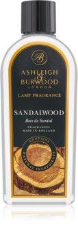 Ashleigh & Burwood London Lamp Fragrance Sandalwood rezervă lichidă pentru lampa catalitică  500 ml
