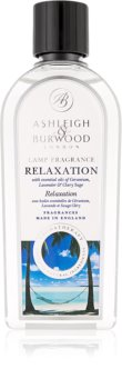 Ashleigh & Burwood London Lamp Fragrance Relaxation catalytic lamp refill 500 ml