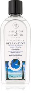 Ashleigh & Burwood London Lamp Fragrance Relaxation Ersatzfüllung für katalytische Lampen 500 ml