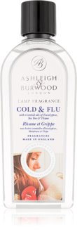 Ashleigh & Burwood London Lamp Fragrance Cold & Flu Ανταλλακτικό καταλυτικού λαμπτήρα 500 μλ