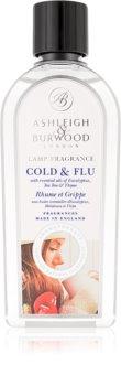 Ashleigh & Burwood London Lamp Fragrance Cold & Flu nadomestno polnilo za katalitično svetilko 500 ml