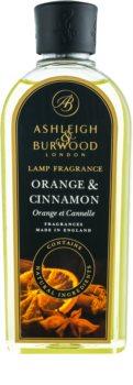 Ashleigh & Burwood London Lamp Fragrance Orange & Cinnamon Ersatzfüllung für katalytische Lampen 500 ml