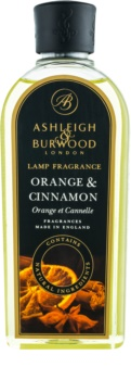 Ashleigh & Burwood London Lamp Fragrance Orange & Cinnamon rezervă lichidă pentru lampa catalitică  500 ml