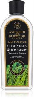 Ashleigh & Burwood London Lamp Fragrance Citronella & Rosemary catalytic lamp refill