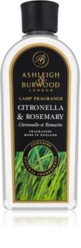 Ashleigh & Burwood London Lamp Fragrance Citronella & Rosemary napełnienie do lampy katalitycznej 500 ml