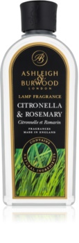 Ashleigh & Burwood London Lamp Fragrance Citronella & Rosemary rezervă lichidă pentru lampa catalitică  500 ml