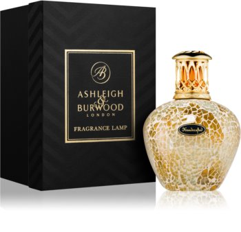 Ashleigh & Burwood London In a Nutshell Catalytic Lamp   mini 11 x 8 cm