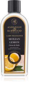 Ashleigh & Burwood London Lamp Fragrance Sicilian Lemon recharge pour lampe catalytique 500 ml