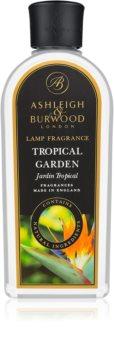 Ashleigh & Burwood London Lamp Fragrance Tropical Garden Ersatzfüllung für katalytische Lampen 500 ml