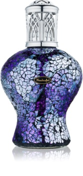 Ashleigh & Burwood London Violet Sapphire Καταλυτική λάμπα   μεγάλη (18 x 9,5 cm)