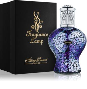 Ashleigh & Burwood London Violet Sapphire lampa zapachowa   duża (18 x 9,5 cm)