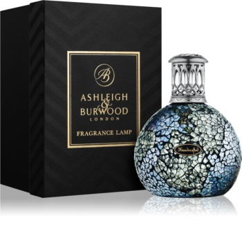 Ashleigh & Burwood London Metallic Ore lampes à catalyse   petite (11 x 8 cm)