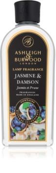 Ashleigh & Burwood London Lamp Fragrance Jasmine & Damson recarga para lâmpadas catalizadoras 500 ml