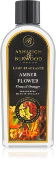 Ashleigh & Burwood London Lamp Fragrance Amber Flower Ersatzfüllung für katalytische Lampen 500 ml