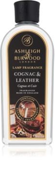 Ashleigh & Burwood London Lamp Fragrance Cognac & Leather Ersatzfüllung für katalytische Lampen 500 ml