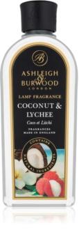 Ashleigh & Burwood London Lamp Fragrance Coconut & Lychee Ersatzfüllung für katalytische Lampen 500 ml
