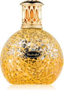 Ashleigh & Burwood London Golden Orb Catalytic Lamp   mini (11 x 8 cm)