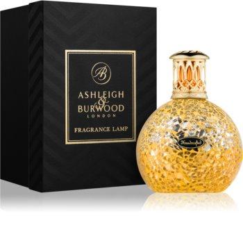 Ashleigh & Burwood London Golden Orb katalytická lampa   malá 11 x 8 cm