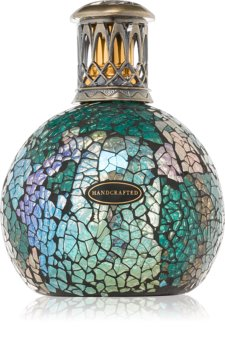 Ashleigh & Burwood London Peacock Feather lampes à catalyse   petite