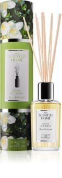 Ashleigh & Burwood London The Scented Home Jasmine & Tuberose diffuseur d'huiles essentielles avec recharge