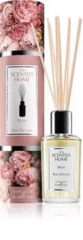 Ashleigh & Burwood London The Scented Home Peony diffuseur d'huiles essentielles avec recharge 150 ml