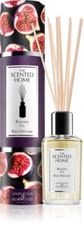 Ashleigh & Burwood London The Scented Home Roasted Fig aroma diffuser with filling