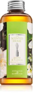 Ashleigh & Burwood London The Scented Home Jasmine & Tuberose recharge pour diffuseur d'huiles essentielles 150 ml