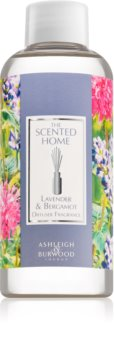 Ashleigh & Burwood London The Scented Home Lavender & Bergamot nadomestno polnilo za aroma difuzor