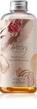 Ashleigh & Burwood London Artistry Collection White Vanilla reumplere în aroma difuzoarelor