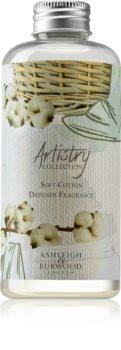 Ashleigh & Burwood London Artistry Collection Soft Cotton reumplere în aroma difuzoarelor
