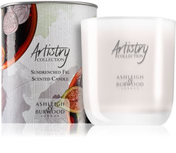 Ashleigh & Burwood London Artistry Collection Sundrenched Fig bougie parfumée 200 g