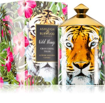 Ashleigh & Burwood London Wild Things Crouching Tiger scented candle 320 g
