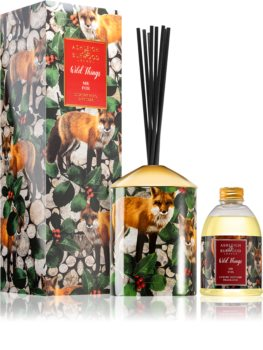 Ashleigh & Burwood London Wild Things Mr Fox diffuseur d'huiles essentielles avec recharge