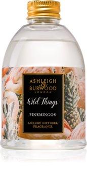 Ashleigh & Burwood London Wild Things Pinemingos nadomestno polnilo za aroma difuzor 200 ml  (Coconut & Lychee)