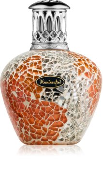 Ashleigh & Burwood London Apricot Shimmer Καταλυτική λάμπα   μικρή 11 x 8 cm