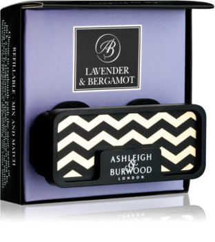Ashleigh & Burwood London Car Lavender & Bergamot désodorisant voiture clip