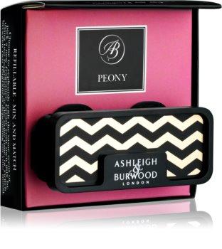 Ashleigh & Burwood London Car Peony deodorante per auto   clip