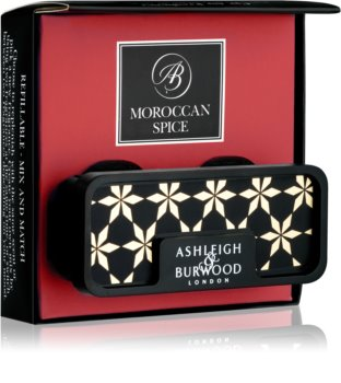 Ashleigh & Burwood London Car Moroccan Spice Car Air Freshener   Clip