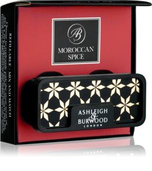 Ashleigh & Burwood London Car Moroccan Spice odświeżacz do samochodu   klips